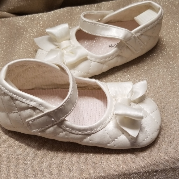 Baby Quilted Shoes